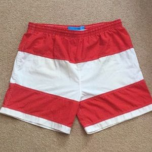 Men's vintage FREESTYLE swim trunks Medium